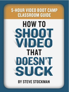 Video Boot Camp Lesson Guide